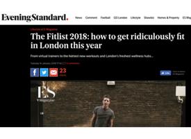 Evening Standard 2018