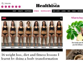 Healthista 2018