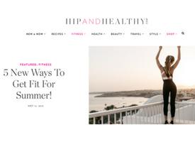 Hip & Healthy 2018