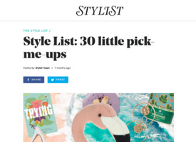 Stylist 2018