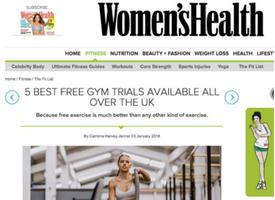 Women's Health 2018